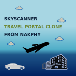 Skyscanner Clone