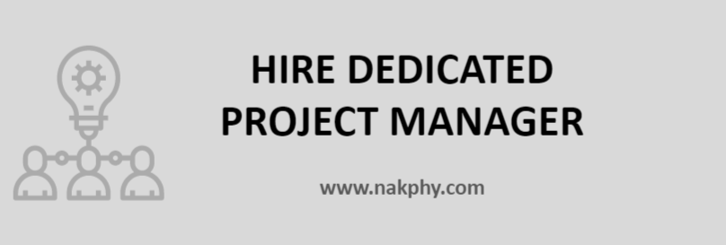 Hire Dedicated Project Manager for any Timezone | India | USA | EU